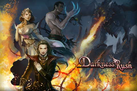 [iPad遊戲]Darkness Rush: Saving Princess 暗黑衝刺: 拯救公主